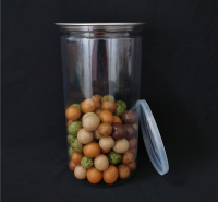 三龙塑业 花茶罐 透明食品罐