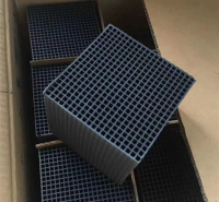 空气净化吸附蜂窝活性炭 高吸附率 厂家直销