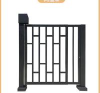 红安电动栅栏门 刷卡工地门禁系统自动小门