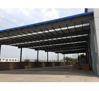 现货供应结实耐用耐高温膜结构雨棚