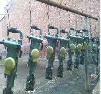 杭州中拓厂家供应YT28气腿式凿岩机用于矿山巷道掘进