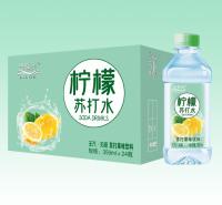 金登河柠檬苏打水350ml,无气无糖,厂家直发,物美价廉
