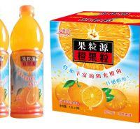 金登河橙果粒1.5L,厂家直发,物美价廉