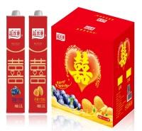 金登河生榨果汁1.5L系列,厂家直发,物美价廉