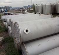 出售列管冷凝器 不锈钢冷凝器  二手冷凝器