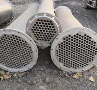 低价转让 二手不锈钢冷凝器 石墨冷凝器 型号齐全