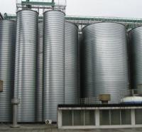 大型水泥库 厂家直销钢板库 定制钢板仓