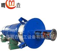 明垚定制高粘稠浓度物料刮板薄膜蒸发器 真空316L薄膜浓缩蒸发器