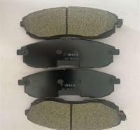 汽车刹车片生产厂家定制,陶瓷低噪音汽车刹车片