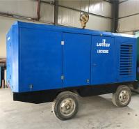 柳富达电驱移动式160千瓦空压机租赁厂家
