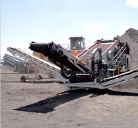移动破碎机厂家 反击式移动破碎机 品质保证 售后完善