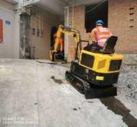 微型工程内挖沟钩机履带农挖土市政室内装修挖掘机