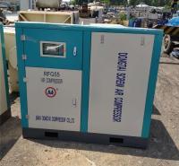 长期出售二手螺杆空压机   二手空气压缩机 二手节能变频空压机