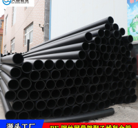 DN110山东钢丝网骨架复合管  1.6mpa黑色塑料管子110管子  钢丝网骨架聚乙烯复合管厂家