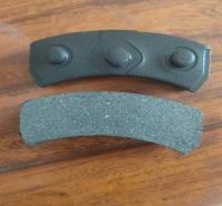 耐磨汽车刹车片型号,河北陶瓷汽车盘式前后刹车片厂家供应