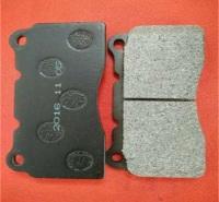 耐高温陶瓷汽车刹车片定制,汽车刹车片多种规格可选
