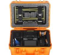 光缆跳线熔线全新回刀新款切刀工具三合一干线橙色熔纤机