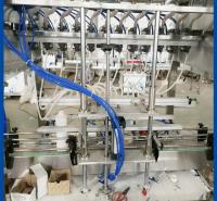 佳宜 84消毒液灌装机 灌装头数可选择 可定制