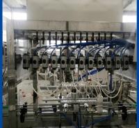 灌装过程滴漏少的消毒水灌装机生产厂家 佳宜包装