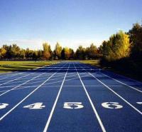 成都塑胶跑道材料生产厂家 成都透气性塑胶跑道 混合型学校塑胶跑道安装