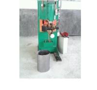 低噪音国四消声器端盖压装点焊机,消声器设备按需定制