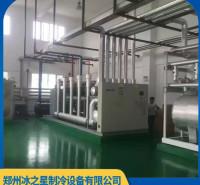 郑州冷库精选厂家 食品厂速冻冷库 进口压缩机组 节能省电