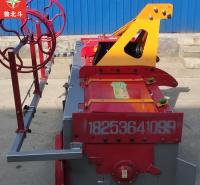 药材栽植多功能机械 270型旋耕起垄铺管一体机批发