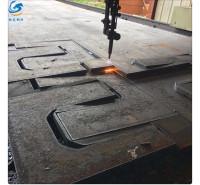 钢板切割莱钢Q690D高强板切割可按图零割品质保证厂家直销现货