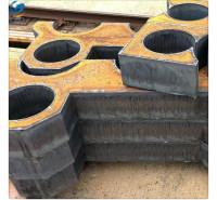 高强板按图加工BS700MCK2宝钢钢厂直供等离子火焰切割带质保书