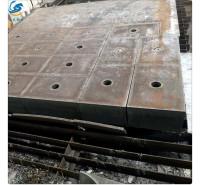 标之龙低合金Q345C特厚钢板切割下料350mm厚度加工齿轮轴承座