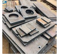 锅炉容器钢板Q345R容器板16MnDR化工设备用可零割方板圆板保材质