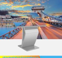 郑州触屏电脑一体机 点击数字触摸扫码一体机   分辨率高 色彩鲜艳