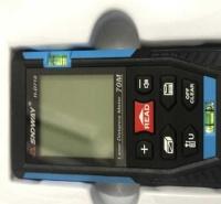 量房仪户外电子测角激光尺高清测面积数显手激光测距仪