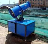 防尘30米降温汽油专用射程远矿山喷雾水炮雾泡机