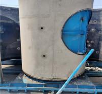 盛申致远 检查井钢模具厂家 污水 预制检查井模具小区热力检查井钢模具 生产厂家