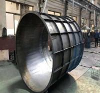 盛申致远 检查井钢模具厂家 哪家检查井模具好用 新型检查井钢模具加工 生产厂家