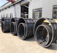 盛申致远 检查井钢模具厂家 矩形检查井砌块钢模具厂 水泥预制井筒模具 生产厂家