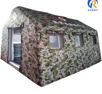 充气医疗救援帐篷 定做充气帐篷 防水防尘 防潮湿防蚊虫