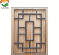 厂家直供中空玻璃格栅条装饰条美景条门窗铝隔条定制批发MUSUN014