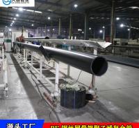 1.6MPa钢丝网骨架聚乙烯管  DN140钢丝网骨架聚乙烯塑料复合管厂家  140管道厂家