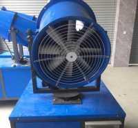 工业炮雾汽油电动降尘矿山雾化涡轮吹风机喷雾炮机