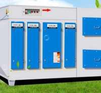 净化碘值炭晨杭催化喷漆房环保离子立式汽车光氧活性炭一体机