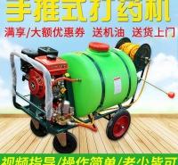 农用喷农药消毒机防疫推车式专用洒水机器园喷雾机
