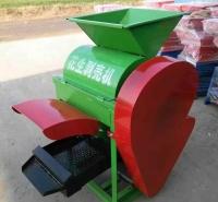 毛豆收花生榨油机花生去皮剥花生农家种子干剥壳机