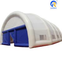 充气球场帐篷 定制充气球场帐篷 结构简洁 内部空间大