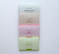 绿茶香氛颗粒吸油纸 触感细腻舒适 包装便携