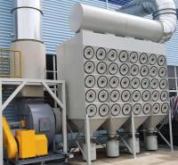 滤筒除尘器 创卫环保供应 工业脉冲滤筒除尘器 除尘设备
