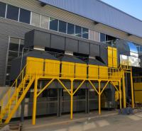 催化燃烧设备 催化燃烧机械设备 催化燃烧废气处理设备 创卫环保