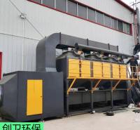 环保设备 催化燃烧设备 工业废气处理设备 创卫环保