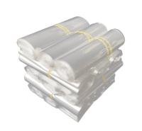 中联纸业制作 透明对折膜 透明包装袋 工厂拿货